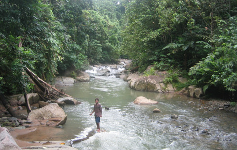 Papuan mountains key to Australia's fresh water supply?